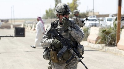 US Soldier Iraq