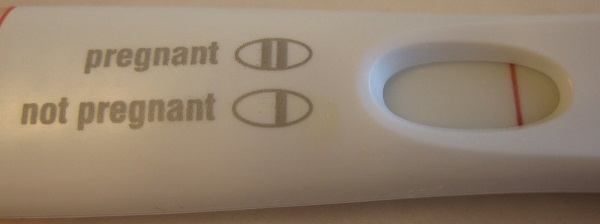 Pregnancy Test Negative